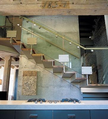 modern interior materials