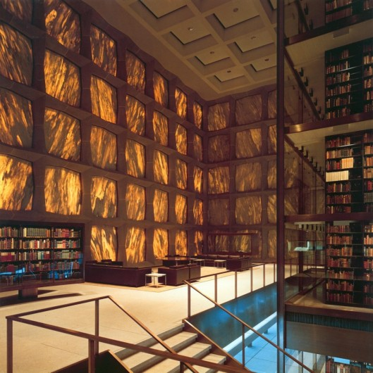 Beinecke Library:ArchDaily